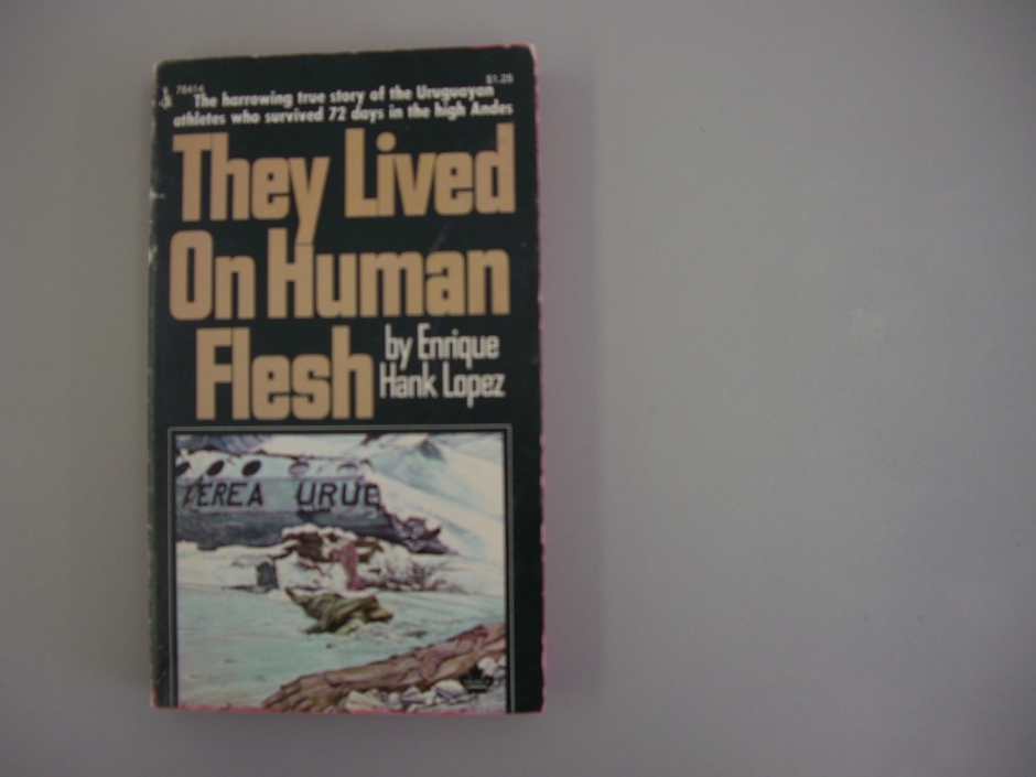 they lived on human flesh